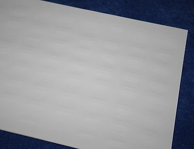 Blank Tickets for Jewellery Displays (Self-Adhesive)