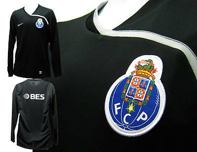 NEW Nike FC PORTO Football Club Goalkeeper GK Shirt 2008-09 Made in Morocco M