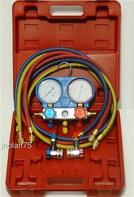 AC Manifold Gauge Set R134A Air Conditioning A/C R 134