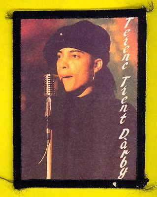 Terence Trent D'arby 1987 uk sew-on cloth patch