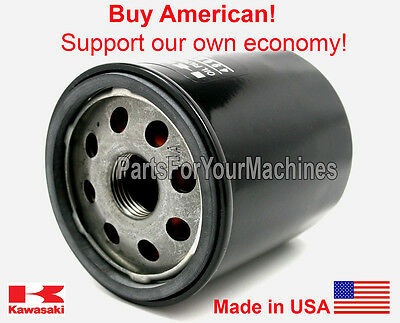 Oem Kawasaki, Oil Filter, 490652078, 49065-7010, Fh580V, Made In Usa! Lawnmowers