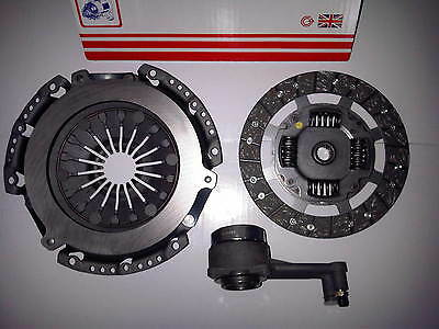 Ford Focus Mk1 1.4 16V Petrol New Rmfd Clutch Kit & Csc Slave Cylinder 1999-2004