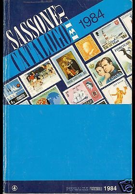 Catalogo Sassone Blu 1984