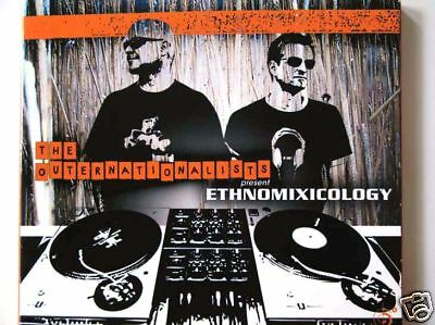 The Outernationalists - Ethnomixicology (CD, Digipack)