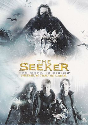 The Seeker Premium Trading Card Set (72 Cards)