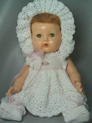 #11  Crochet Pattern #TT1501 for Tiny Tears 15 ""