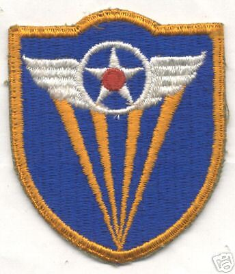 WW II 4th AIR FORCE patch