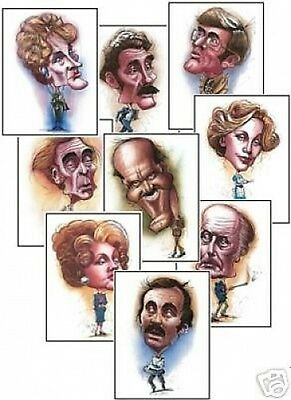 Fawlty Towers John Cleese New Trading Card Set