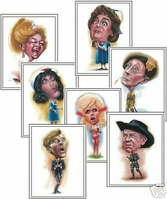 Carry On TRADING CARD SET - New