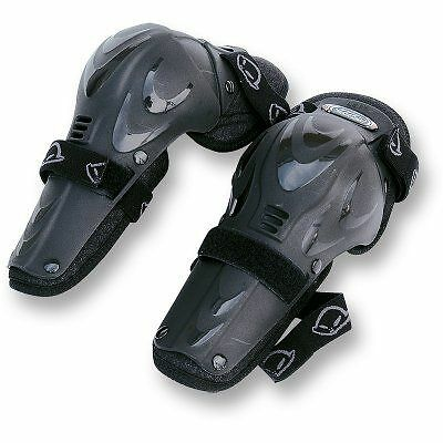 UFO Junior Pro knee pads kids motocross protection youth off road shin guards
