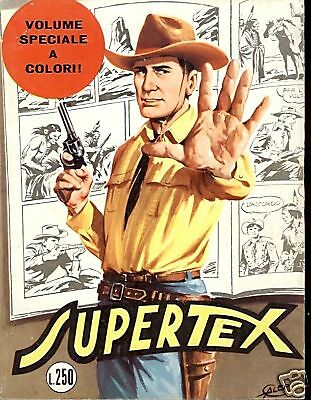 Supertex N.100 Originale Tre Stelle 1972