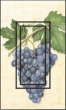 Ideastix//SwitchStix Switchplate cover DT Wine /& Grapes