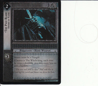 LOTR TCG Shadows 11RF17 The Pale Blade