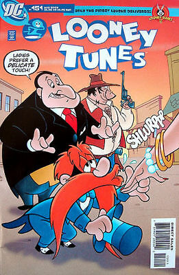 LOONEY TUNES Comic # 151 YOSEMITE SAM in Love SOLD OUT!