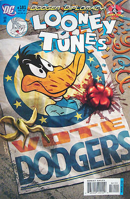 LOONEY TUNES Comic # 181 Vote DUCK DODGERS Sold Out!