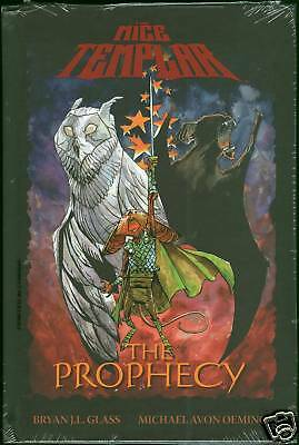 Mice Templar The Prophecy Hardcover HC HB New Sealed