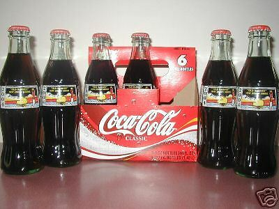 2004 Jersey Shore Lighthouse 6 pack of Coke Barnegat NJ