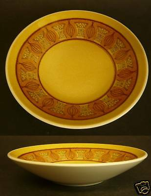 Vintage Taylor Smith & HONEY GOLD BOWL Mid Century