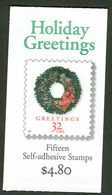 US BK270 Holiday Greetings Booklet