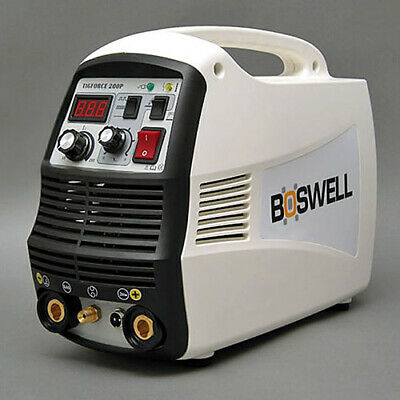 Tig Welder Boswell 200A Hf Inverter Pulse Portable Stick Arc