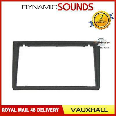 DFP-19-00 CG Double Din CD Fascia Panel For Vauxhall Meriva