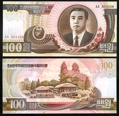 KOREA 100 Won 1992 UNC P 43 a