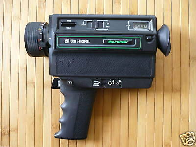 Bell & Howell SoundStar Filmosonic Xl Movie Camera