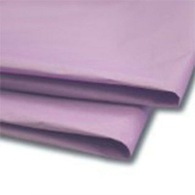 50 Sheets Lavender Tissue Paper 500x750 Acid Free