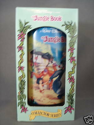 Burger King The Jungle Book Collector Glass