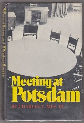 WWII Book: Meeting at Potsdam
