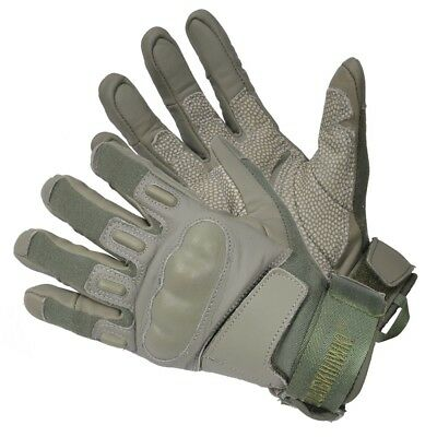 Blackhawk SOLAG Made with Kevlar Assault Gloves 8151LGOD Large Green Authentic