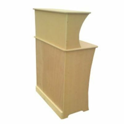 Reception Desk Shop Till Counter Retail Fitting Furniture Point of Sale [RD1]