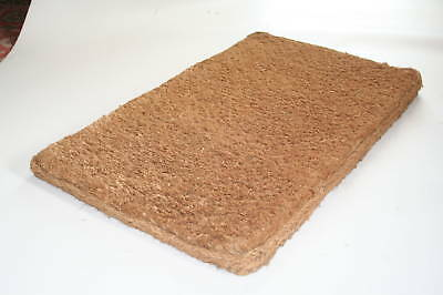 Various Extra Large XL Coir mat 38mm thick doormat
