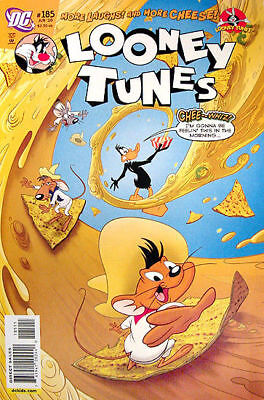 LOONEY TUNES Comic # 185 SPEEDY GONZALES Daffy Duck