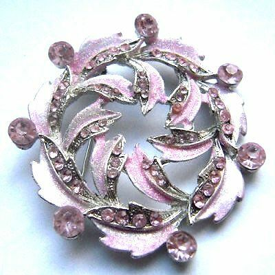 Vintage BROOCH From GERMANY- c. 1970's___LPBR55