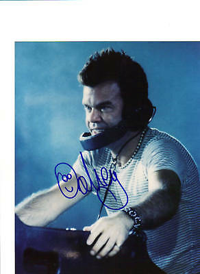 Paul Oakenfold Signed Autographed 8X10 *proof*