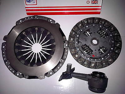 FORD FOCUS MK1 2.0 16v PETROL NEW RMFD CLUTCH KIT & CSC SLAVE CYLINDER 1998-04
