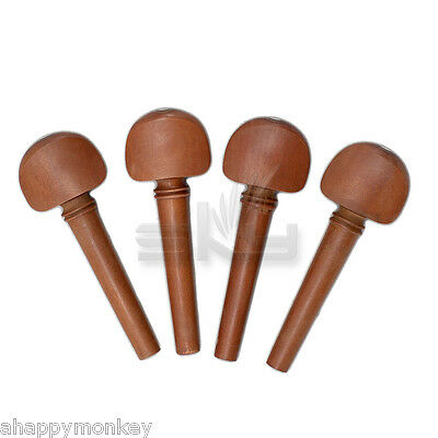 Jujubewood 4/4 Full Size CELLO Pegs (A Set of 4)