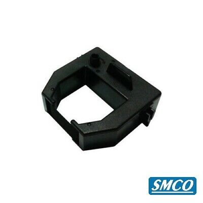 Smco Time Clock Black Ink Ribbon Amano As-1000 As1000 As1000A Bx1500 Bx1600