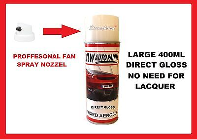 HONDA R195C CANDY BLAZING RED Aerosol Spray Paint 400ML Direct Shine Gloss
