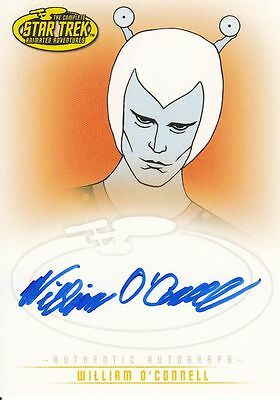 Star Trek TOS Art&Images: A28 William O`Connell autograph