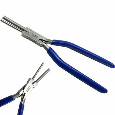 """6.5"""" Mazbot 3 & 5mm Bail Making Bailing Jewelry Pliers"""