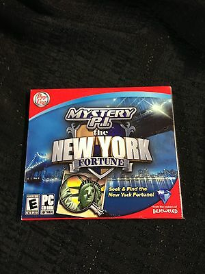 New Mystery P.I.: The New York Fortune  PC Games, 2009