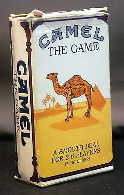 Camel The Game (Cards) 1992