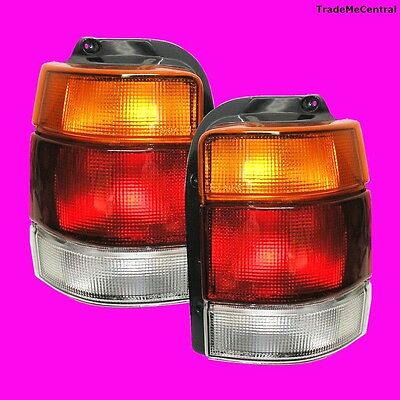 Rear Tail lights Right Left Hand Side Holden Commodore VN VG VP VR VS Ute Wagon
