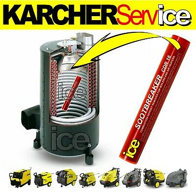 Karcher Steam Cleaner Service Heater Heating Boiler Coil Soot Remover Cleaner