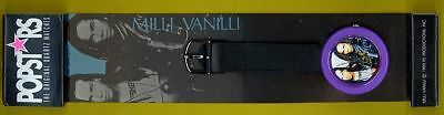 Milli Vanilli 1990 uk wristwatch mib never used purple