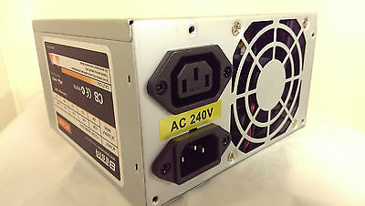 Brand New A Carton 500W ATX P4 / AMD Power Supply 20+4p