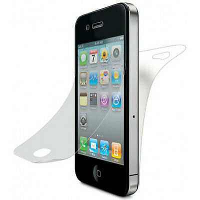 iPhone 4 Full Body Front&Back Screen Scratch Protector