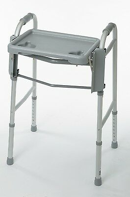 MEDLINE GUARDIAN Signature Walker Folding Flip Tray G07850H